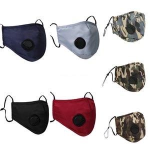 Дизайнерская маска для лица взрослая мода хлопчатобумажные маски для лица печать мультфильм камуфляж ледяной шелк солнцезащитный крем пылезащитный и дышащий #446#AQ738