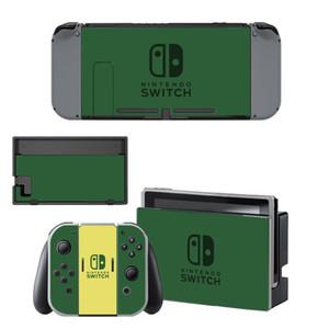 Aufkleber für Nintendoswitch Haut Nintend Schalter Vinilo Haut Aufkleber Aufkleber für Nintendo Schalter NS-Konsole Joy-con-Controller