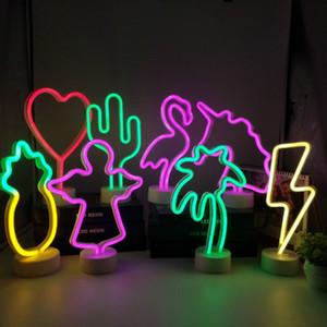LED Neon Dropshipping 2019 искусство неоновый знак Paradise Lounge Parrot неоновые лампы знак ремесленных Real Стеклянные трубки Украсьте окна Пивной бар паб
