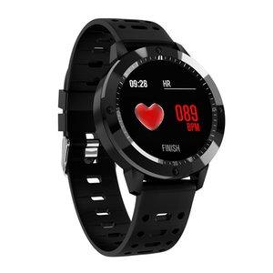 CF58 Smart Watch кровь кислород артериальное давление монитор сердечного ритма Спорт трекер смарт наручные часы фитнес трекер браслет для iPhone Android