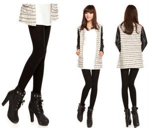 2019 New Leggings For Women Arrival Casual Warm Winter Spring Faux Velvet Legging Knitted Thick Slim Leggings Super Elastic free shipping