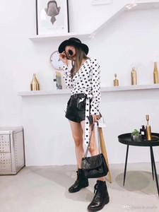 front flip 262150 Bolsa 4AA bolsas de diseñador de lujo piel de vaca 262150-1 inclinado hombro 2018 de la marca de moda de las mujeres famosos bolsos de cintura crossbody