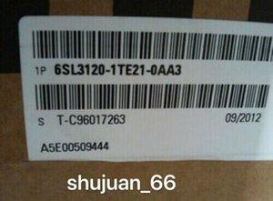 Siemens 6SL3120-1TE21-0AA3   6SL3 120-1TE21-0AA3 NEW IN BOX FAST DELIVERY