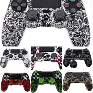 z6kju Case Paint Skin Housing Controller ABKT-Chrome Cover For Sony PlayStation 4 PS4 Shell