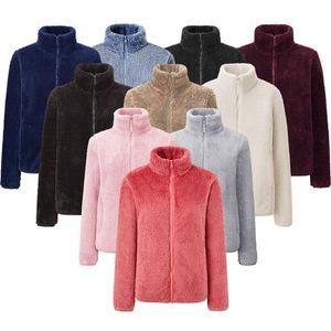 Yeni Kış Kadın Fleece Osito Yumuşak Polar Ceketler Coats Moda Günlük Marka Yumuşak Kabuklu Kayak Aşağı Erkek Çocuk Bayanlar Yüksek Kaliteli JK66010