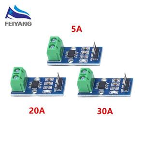 Freeshipping 10 pcs New ACS712 Salão Módulo Sensor de Corrente 5A 20A 30A ACS712 módulo ACS712-5A ACS712-20A ACS712-30A