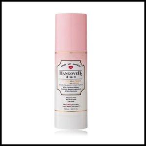 EPack HOT NEW Maquiagem Faced Hangover RX 3-In-1 Replenishing Primer Ajuste spray quatro onças 120ml Coco com presente