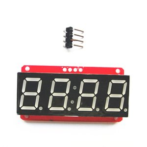 Arduino 0.56 inch 4-digit digital tube module LED display I2C control 2-wire control HT16K33