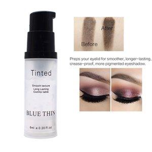 Eyeshadow Primer Makeup Eye Base Cream Liquid Eye Shadow Primer Oil Control de aceite Maquillaje de ojos de larga duración