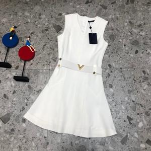 Nuove donne di alta qualità Vestito Primavera e l'estate gonna casual 2020 Moda Abbigliamento di alta qualità * 739