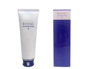 Japanese Revital Cleansing Foam Cleanser Cream Face Clean 125g
