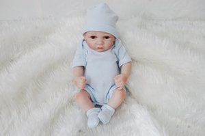 Toy Full body silicone water proof bath toy popular hot selling reborn toddler baby dolls bebe doll reborn lifelike soft touch 10 inches