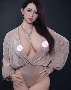 2020 Hot Sale japonês Silicone Sex Doll peito grande e Big Ass Oral Super real Vivencionistas 18 Sexy Lady Love Doll Adult Sex Toys for Men