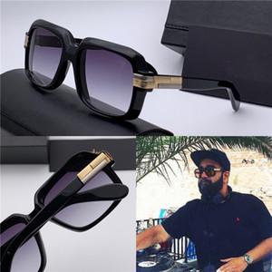 luxo designer óculos de sol 607 simples quadrado estilo vintage clássico estilo popular de qualidade superior vendendo UV400 óculos de proteção com caixa