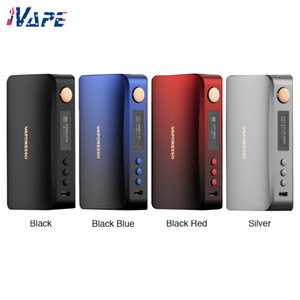 Vaporesso GEN 220W TC Box MOD Powered by 2x18650 Battery Not included with 0.91' OLED Screen Supports Pulse & Smart TC Modes