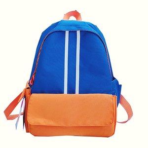 19SS Famous Tide Stylist Rucksack Outdoor-Reisetaschen Frauen-Mann-beiläufige Schultasche für Kinder Erwachsene