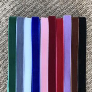 Hot 120 cm  100cm Length 1.6 cm Width Velvet Surface Shoelaces Women Men Black White Blue Colorful Sports Casual Shoes Laces