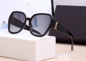 Designer Polarizerd Sonnenbrille für Herren Glasspiegel Gril Lins Vintage Sonnenbrille Brillen Zubehör Damen mit Box 1922