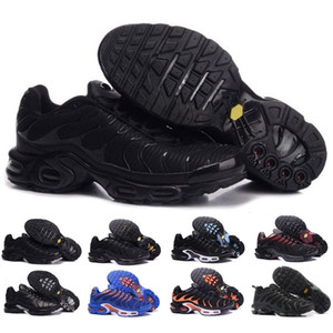 artı ultra requin Nefes Casual Koşu Ayakkabı Boyutu 40-45 tn Yeni Geliş 2020 En İyi Cassical Red KPU siyah beyaz Chaussures