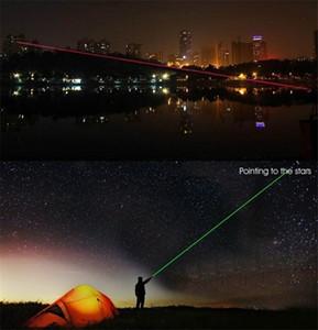 Lazer Pointer Kalem Sight Lazer 5MW Yüksek Güç Güçlü Yeşil Mavi Kırmızı Av Lazer Cihazı Survival Aracı İlkyardım Işın Işık Casecustom Bes