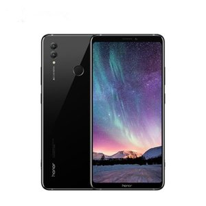 Huawei Honor originale Note 10 4G LTE Cell Phone 6GB RAM 128Go RAM Kirin 970 Octa base Android 6,95 pouces plein écran 24MP Smart Mobile Phone