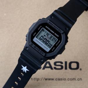 casio watch Casio G-Shock Yeni dijital LED bayan kuvars spor kayış kauçuk tüm işlev çalışma kutu bebek su geçirmez Bilek Kuvars