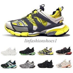 2020 جديد مصمم أحذية عارضة الثلاثي S المسار 3 0.0 العلامة التجارية رمادي برتقالي الرجال '؛ S المرأة؛ ق أحذية عارضة سميكة احذية تريك الرجال