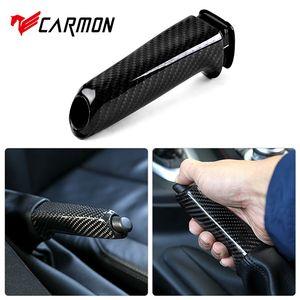 Car Carbon Fiber Handbrake Set Cover Sticker for BMW X1 1 2 3 4 Series GT M3 M4 F80 G30 F30 F20 F10 E36 E39 E46 E60 E90 X5 E50