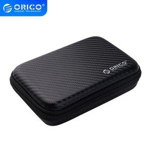 스토리지 가방 케이스는 ORICO 2.5 인치 외장 하드 드라이브 보호 가방 외부 2.5 인치 하드 드라이브 / 이어폰 / U 디스크