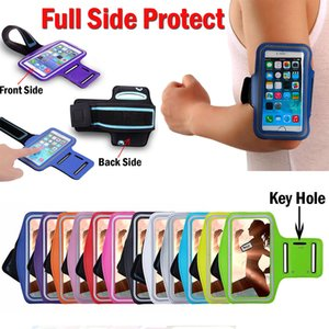 Waterproof Sport Armband Case Sport Armband Gym Case Pouch Bag belt for iphone 6 7 8plus X Xr 11 11 Pro Max Samsung S10
