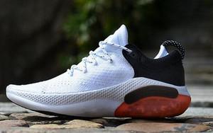 Joyride RUN FK Chaussures de course Hommes Université des femmes de coureur occasionnel rouge Triple noir blanc Voile Platinum Tint sneakers 36-45