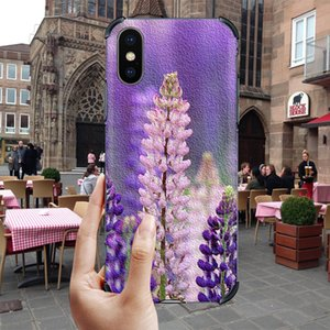 Leather Double layer armor shockproof Phone case for Huawei P20 P30 P40 Pro Mate20 Mate30 Nova 3 3i 4 4e 5 5i 6 7 flower cases drop shipping