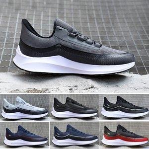 2020 Zoom Winflo 6 Shield Air Wasserabweisung Trainer Designer-Sneaker Laufschuhe Sport für Männer Euro size40-45