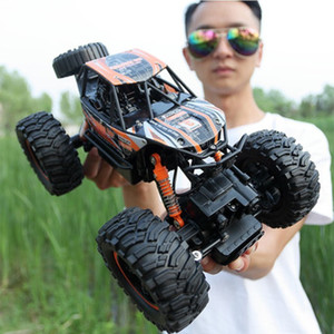 RC Car 1/14 4wd High Speed Vehicle 2.4 Ghz Electric RC Toys Monster Truck Buggy Off-Road Toys Kids Suprise Gifts Y200413