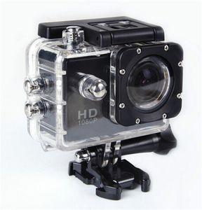 20PCS 1080P HD Dijital Kamera 30 Metre 140 Geniş Açı Lens Derinlik Su geçirmez Sualtı Sporları Kamera Kamera Dalış Turu SJ40000