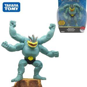 TAKARA TOMY аниме Machamp Mackogneur рисунок игрушки TAKARA TOMY фигурки коллекция подарков игрушки для детей T200321