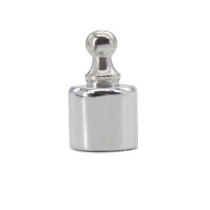 M1 test acciaio collana equilibrio preciso Scales 1g elettrico 5g grammo di misurazione della mini tasca Peso di calibrazione