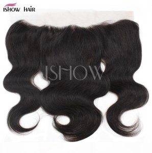 4x13 Lace Frontal Body Wave Brazilian Body Wave Human Hair Extensions With Ear to Ear Lace Frontal Closure Brazilian Hair FZP198