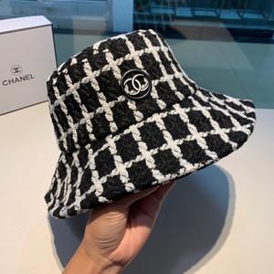 Top qualità cappello signora classico colpo caduta cappello moda donna inverno all'aperto commerciale corsa signora con scatola