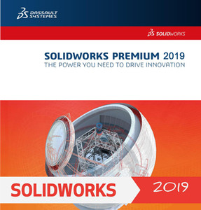 SolidWorks 2019.