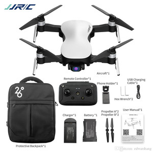 JJRC X12 avion RC Distance, 4K HD caméra WIFI FPV Drone, position GPS ultra-sonique UAV Trajectoire Flight, Auto Follow Quadcopter 3-1