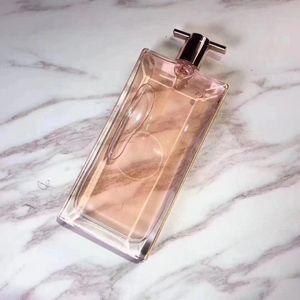 Neues Parfüm für 2.5Floz Idole Blumen-Aroma Rose Frangrace Rosa Vaporisateur Natur Spary Kostenlosen Versand Copy 75ml Frauen