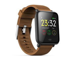 Smart Armband Herzfrequenz, Blutdruck, Blutsauerstoffmonitoring IP67 Wasserdichtes Level Multifunktionale Erfahrung Modell Fitness Track.