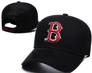 En gros nouvelle arrivée chapeau Snapback Caps Strapback Mode Red Sox casquette Réglable Toute Équipe Baseball femmes hommes Snapbacks Haute Qualité os chapeau
