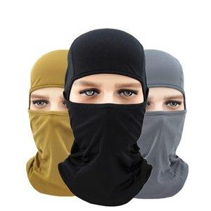 2020 moda serin açık Balaclava taktik uçan Kaplan şapka nefes güneş koruyucu rüzgar geçirmez motosiklet başlık sürme maske