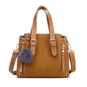 Free2019 Bag Allgleiches Oblique Tide Satchel Packet Matting Skin Handtasche Einzelschulterpaket Woman