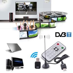 Mini USB 2.0 Dijital DVB-T SDR + DAB + FM HDTV TV Sopa Tuner Anten Dongle Sopa Video Yayın Kayıt Alıcısı