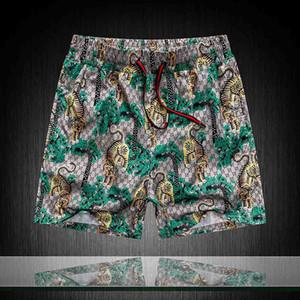 Le designer de mode tissu imperméable gros shorts pour hommes d'été marque vêtements pantalons de nylon maillots de bain de plage de natation shorts de sport A4