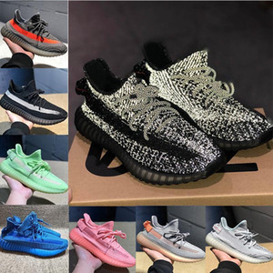 أزياء العلامة التجارية الجديدة هيبيرسباسي Lundmark مفرغة الهواء 2.0 الوهج أسود أبيض كلاي صحيح نموذج ستار زيبرا مصمم أحذية حذاء رياضة رجل إمرأة OFF 36-48