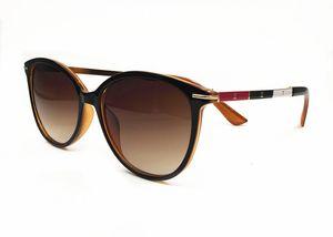Designer Cat Eye Sunglasses Donna 2019 Classic Gradient Occhiali da sole Donna UV400 Vintage Brand Designer Flower Sunglass femminile